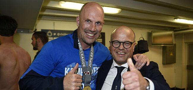 Foto: Verhaeghe verheugd met aanstelling Clement: