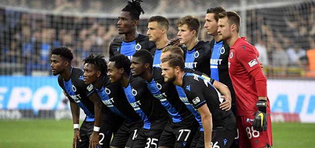 Foto: 'Toptarget Club Brugge wacht op ondertekening contract'