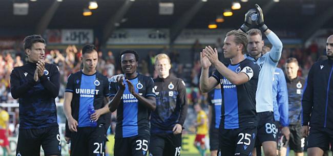 Foto: Verheyen onthult groot werkpunt bij Club Brugge