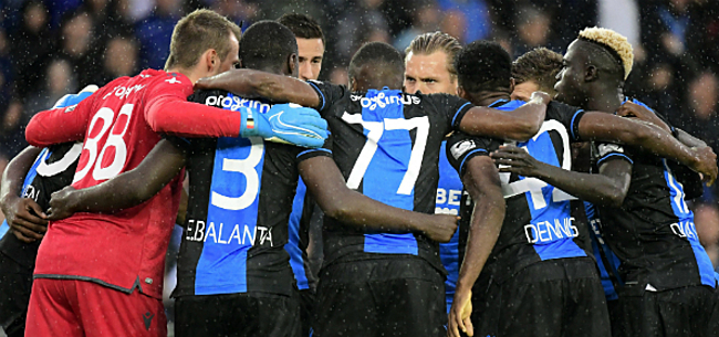 Foto: Club Brugge nóg sterker: