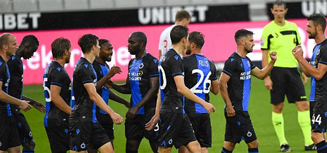 Foto: Club Brugge ziet middenvelder naar Frankrijk trekken