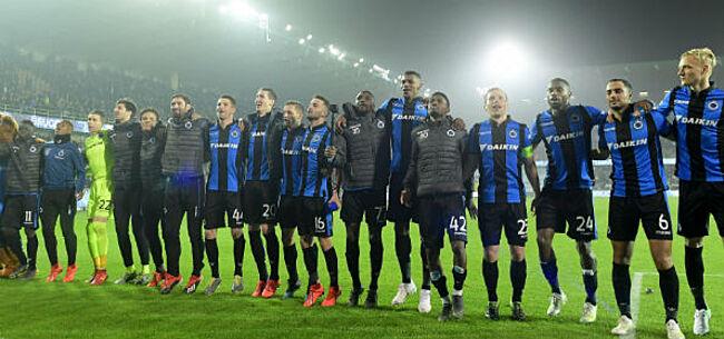 Foto: Club Brugge-revelatie: