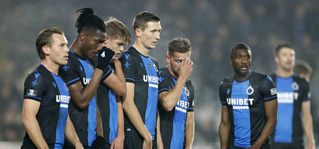 Foto: Sonck lovend over 'Man of the Match' bij Club Brugge