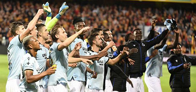 Foto: Real Madrid versus Club Brugge: