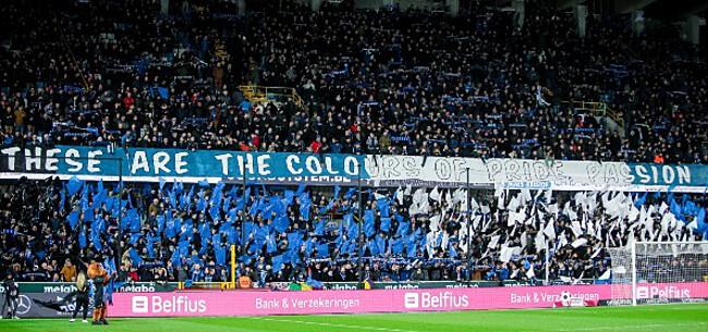 Foto: Club Brugge verliest tal van volgers aan Anderlecht
