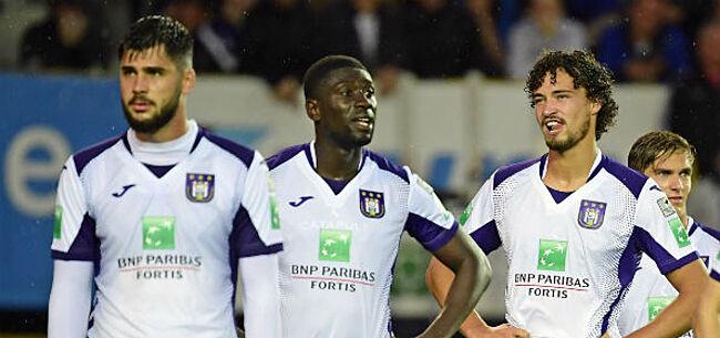 Foto: Drie Anderlecht-transfers gebuisd: