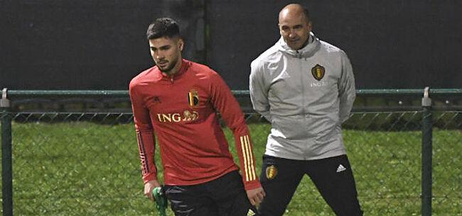 Foto: Martinez verklaart keuzes voor Cobbaut, Club-duo & Benteke
