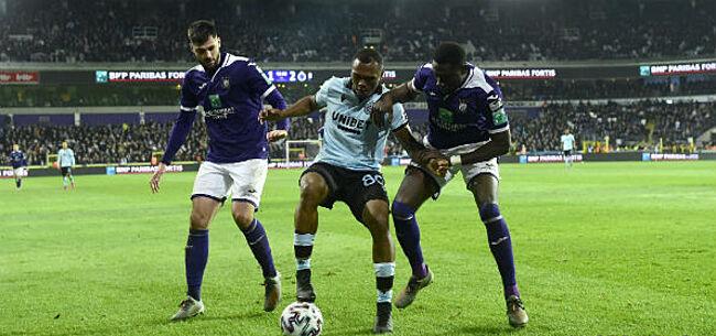Foto: 'Anderlecht stelt transferplannen bij: nieuwe prioriteit duikt op'