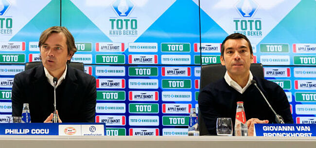 Foto: 'Club heeft grote naam in vizier als opvolger van Leko'