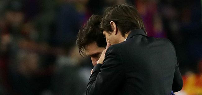 Foto: 'Ongelukkige ontmoeting Messi doet onrust bij Chelsea toenemen'