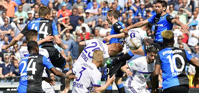Foto: 'Club Brugge bereidt bod voor op doelwit Anderlecht'
