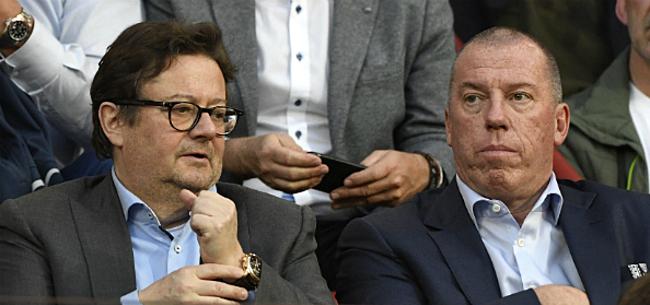Foto: 'Inval op Anderlecht gebeurde met veel machtsvertoon'
