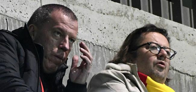 Foto: 'Transferplannen Anderlecht krijgen nieuwe deuk'