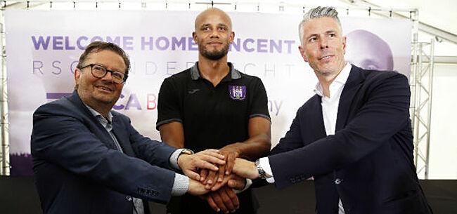 Foto: Anderlecht legt opnieuw twee jonge talenten vast
