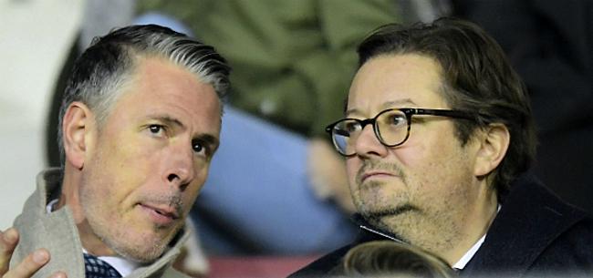 Foto: Verbijstering na brief Anderlecht: