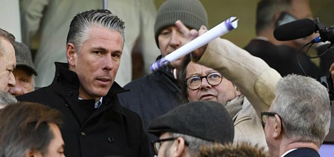 Foto: Anderlecht-icoon: