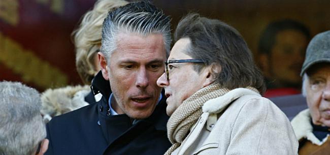 Foto: 'Crisissfeer bij Anderlecht: Coucke ergert zich, Verschueren grijpt in'