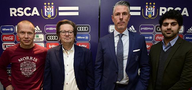Foto: EXCLUSIEF: Anderlecht stelde één nieuwe aanwinst voor