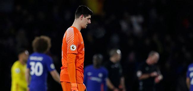 Foto: 'Courtois tekent geen nieuw contract: Chelsea vindt vervanger'