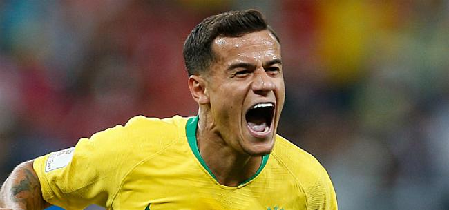 Foto: 'Coutinho kan voor doorbraak zorgen in saga rond Neymar'