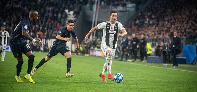 Foto: Ronaldo over evolutie als voetballer: