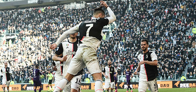 Foto: Juventus bevestigt: Ronaldo en co leveren massaal in door coronacrisis