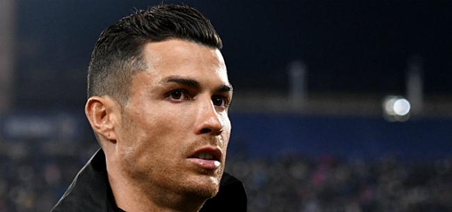 Foto: 'Dramatisch CL-staartje dreigt voor Cristiano Ronaldo'