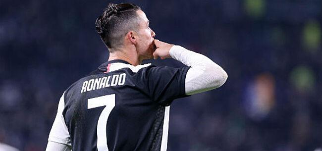 Foto: 'Ronaldo verbaast bij Juve: vier uur (!) te vroeg op training'