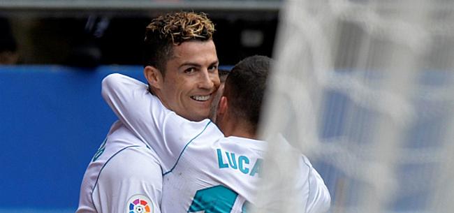 Foto: 'Juventus-voorzitter bezoekt Ronaldo op vakantieadres'
