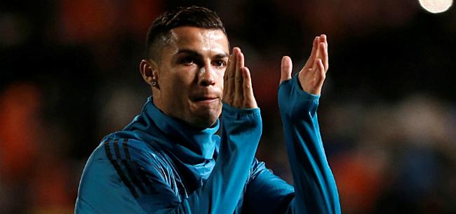 Foto: 'Ronaldo zet Real onder druk en dreigt opnieuw met vertrek'