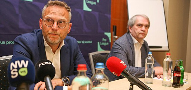 Foto: 'Pro League plooit toch: Waasland-Beveren speelt volgend seizoen in 1A'
