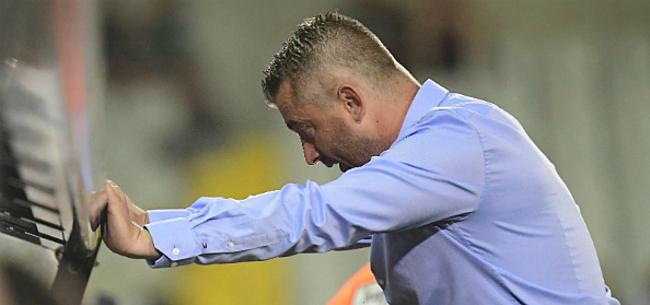 Foto: 'Kapblok staat klaar, Custovic krijgt nog wat respijt'