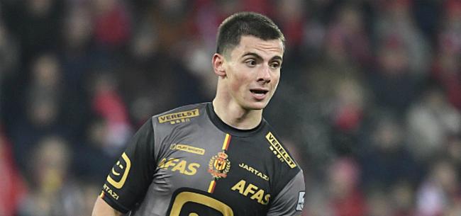 Foto: 'KRC Genk deed bizar voorstel bij transfer van Vanzeir'