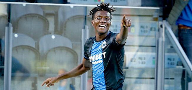 Foto: Nieuwe sterkhouder van Club Brugge speelde ei zo na voor ... Juventus