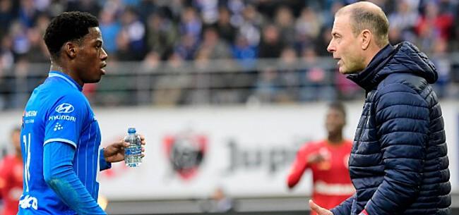 Foto: 'AA Gent dreigt op dispuut met David af te stevenen'