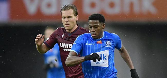 Foto: 'Gent weigerde onderhandelingen met Ajax: