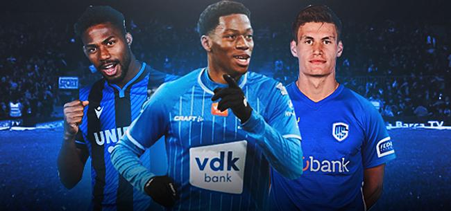 Foto: Dank aan David: hoe Club Brugge & co profiteren van Gents record