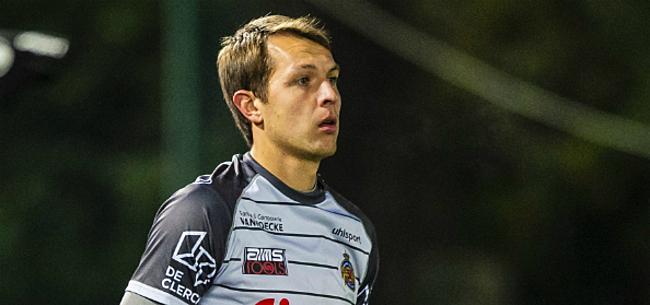 Foto: 'Nog één obstakel voor transfer Roef naar AA Gent'