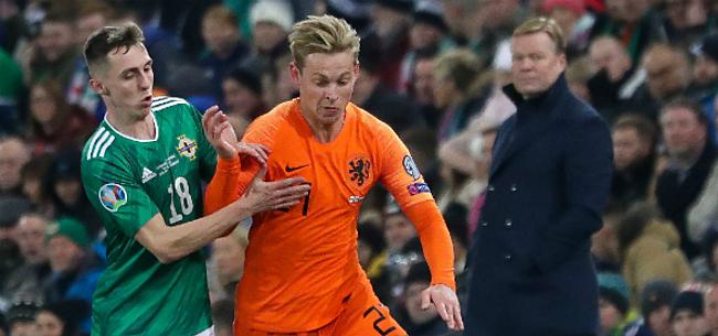 Foto: Angstig Nederland naar EK, ook Duitsland en Kroatië zijn erbij