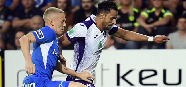 Foto: De Norre geeft Anderlecht hoop:
