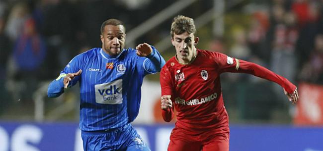 Foto: 'Antwerp en AA Gent strijden voor nieuwe nummer zes'