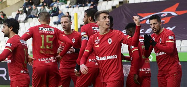 Foto: 'Antwerp-speler denkt ondanks contractverlenging aan vertrek'
