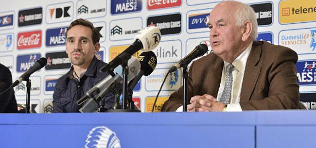 Foto: De Witte onthult precieze transfersom voor Kums