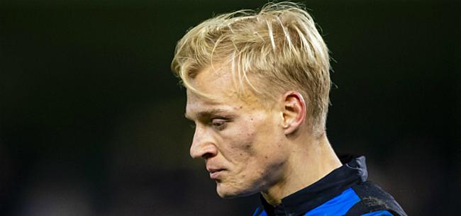 Foto: Club Brugge neemt afscheid van overbodige verdediger
