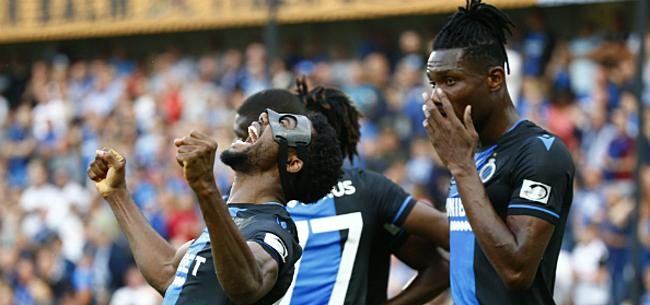 Foto: 'Club Brugge begint met flinke voorsprong aan titelstrijd'
