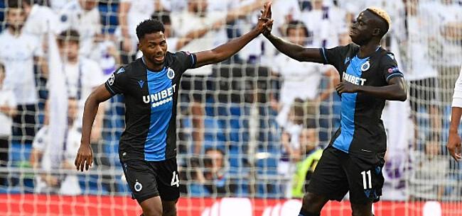 Foto: 'Club Brugge onderhandelt met Inter en Leeds over transfer'