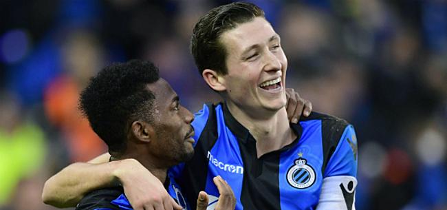 Foto: 'Club Brugge moet na Danjuma vertrek van nog een sterkhouder vrezen'