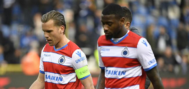 Foto: Vraagtekens bij Club Brugge: