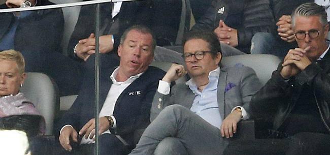 Foto: 'Anderlecht is Club Brugge en AA Gent te snel af'