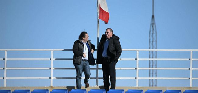 Foto: Overstap naar Anderlecht? Devroe reageert